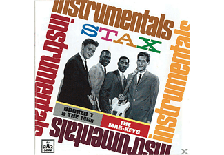 T. Booker, Booker T. & The M.G.'s - STAX INSTRUMENTALS - (CD)