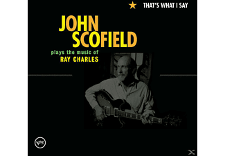 John Scofield - That's What I Say - (CD)
