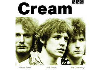 The Cream Bbc Sessions Rock/Pop CD