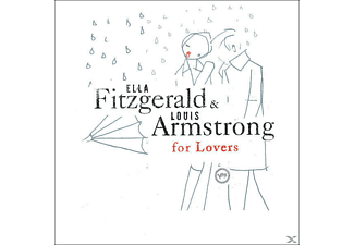 Ella Fitzgerald, Louis Armstrong / Ella Fitzgerald - Ella & Louis For Lovers [CD]