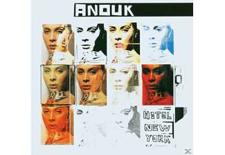 Anouk - Hotel New York - (CD EXTRA/Enhanced)