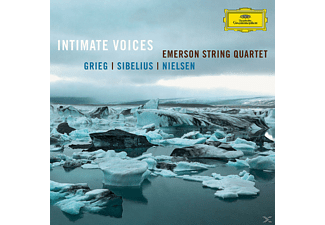 Emerson String Quartet - INTIMATE VOICES - (CD)