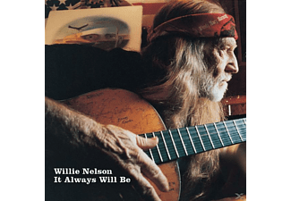 Willie Nelson - It Always Will Be [CD]