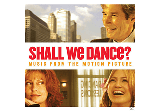 The Original Soundtrack, OST/VARIOUS - Shall We Dance?/Darf Ich Bitten? [CD]