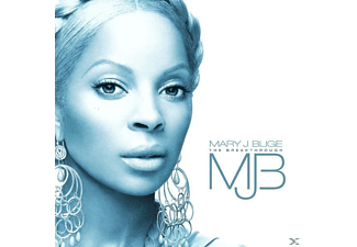 Mary J. Blige - The Breakthrough (New Version) [CD]