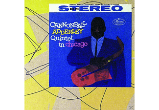Julian Cannonball Adderley, Cannonball Adderley - Quintet In Chicago (Vme) - (CD)