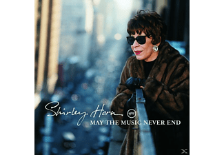 Shirley Horn - MAY THE MUSIC NEVER END [CD]