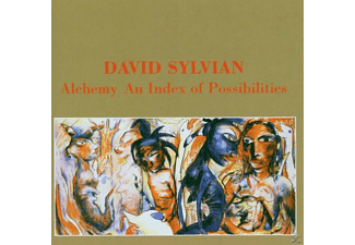 David Sylvian - Alchemy-An Index Of Possibilities [CD]
