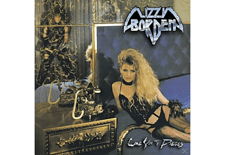 Lizzy Borden - Love You To Pieces [CD]