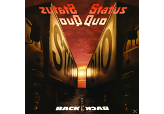 Status Quo - Back To Back (CD)