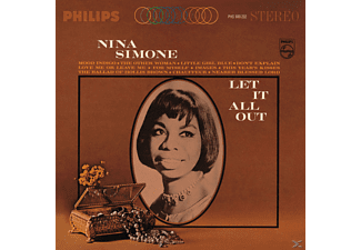 Nina Simone - Let It All Out - (CD)