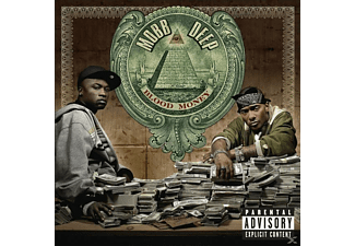 Mobb Deep - BLOOD MONEY - (CD)