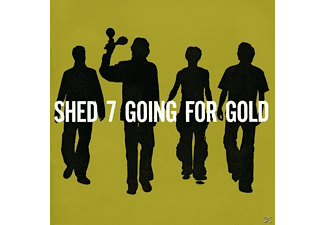 Shed Seven - Best Of...Going For Gold [CD]