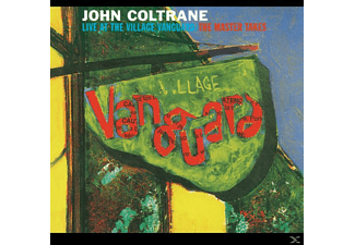 John Coltrane - Live At The Village/Intl.Vers [CD]