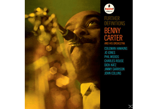 Benny Carter - Further Definitions - (CD)