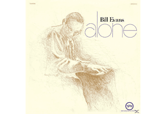 Bill Evans - Alone - (CD)