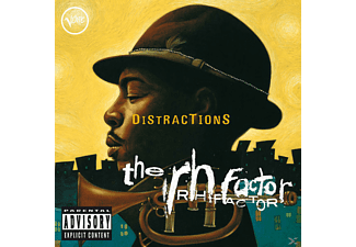 The Rh Factor - Distractions - (CD)