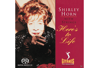 Shirley Horn - Here's To Life - (CD)