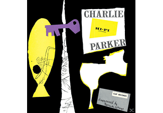 Charlie Parker - Now's The Time - (CD)