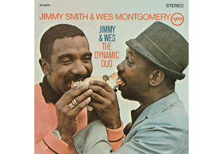 Wes Montgomery, Smith, Jimmy / Montgomery, Wes - The Dynamic Duo - (CD)