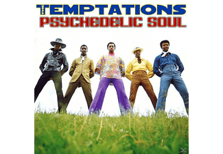 The Temptations - Psychedelic Soul - (CD)