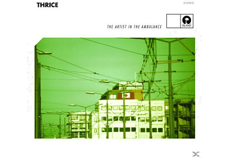 Thrice - The Artist In The Ambulance - (CD)