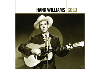 Hank Williams - Gold [CD]