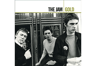 The Jam - Gold [CD]