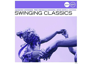 VARIOUS - Swinging Classics (Jazz Club) - (CD)
