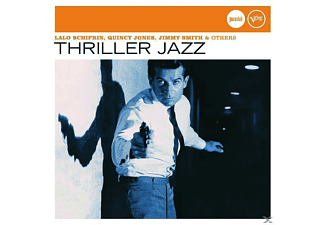 VARIOUS - Thriller Jazz (Jazz Club) [CD]