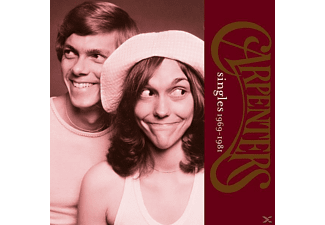 Carpenters - Singles 1969-1981 [CD]