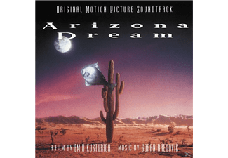 Iggy Pop, OST/Bregovic,Goran/Pop,Iggy - ARIZONA DREAM - (CD)
