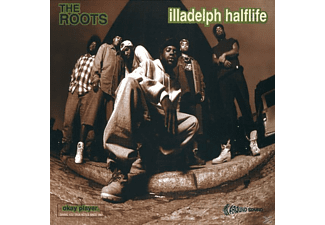 The Roots - Illadelph/Halflife Vol.3 - (CD)
