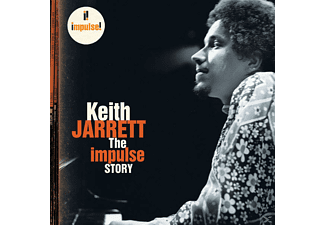 Keith Jarrett - The Impulse Story - (CD)