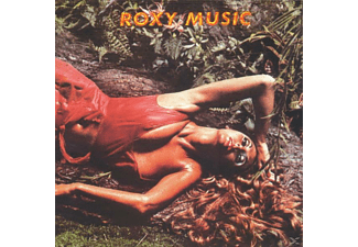 Roxy Music - STRANDED (REMASTERED) - (CD)