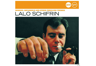 Lalo Schifrin - Mission: Impossible And Other Themes (Jazz Club) [CD]