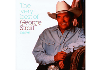 George Strait - Best Of 1981-1987, The Very - (CD)