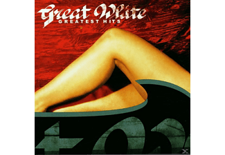 Great White - Greatest Hits - (CD)