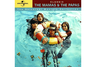 The Mamas And The Papas - Universal Masters Collection - (CD)