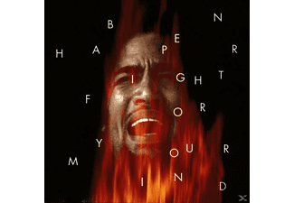 Ben Harper - FIGHT FOR YOUR MIND [CD]