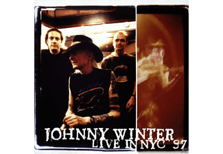 Johnny Winter - Live In Nyc '97 - (CD)