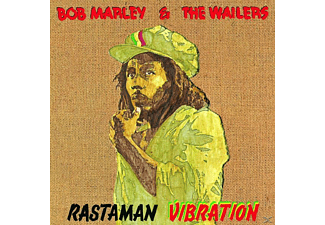 Bob Marley, Bob Marley & The Wailers - Rastaman Vibration [CD]
