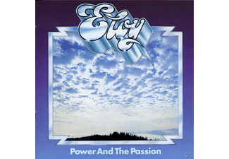 Eloy - Power And The Passion - (CD)