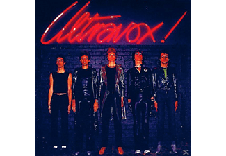 Ultravox - Ultravox! - (CD)