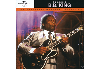 B.B. King - The Universal Masters Collection (CD)