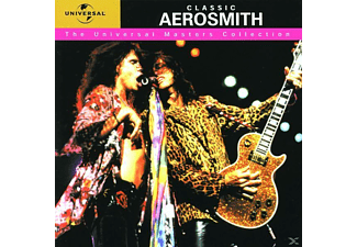 Aerosmith - Universal Masters Collection [CD]