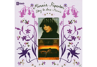 Minnie Riperton - Stay In Love/Minnie - (CD)