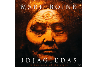 Mari Boine Persen - Idjagiedas-In The Hand Of The Night - (CD)