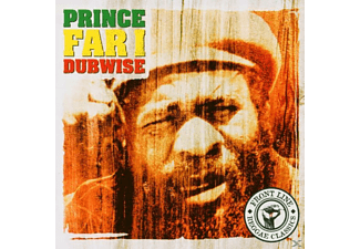 Prince Far I - DUBWISE [CD]