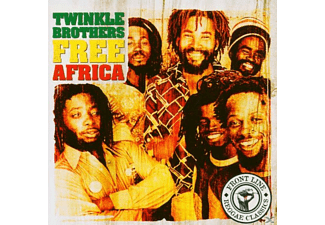 The Twinkle Brothers - Free Africa - (CD)